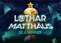 Lothar Matthaus. Be A Winner